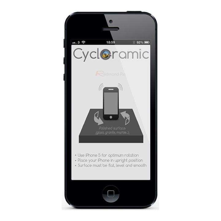Cycloramic