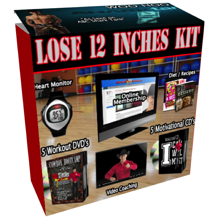 Lose 12 Inches with Any 12 Workouts