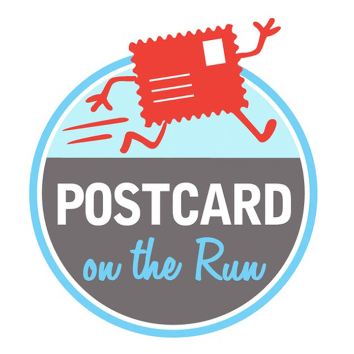 Postcard on the Run