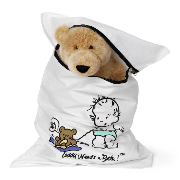 Teddy Needs a Bath