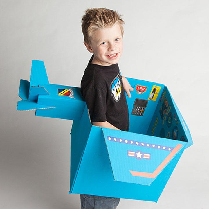 Paper Box Pilots
