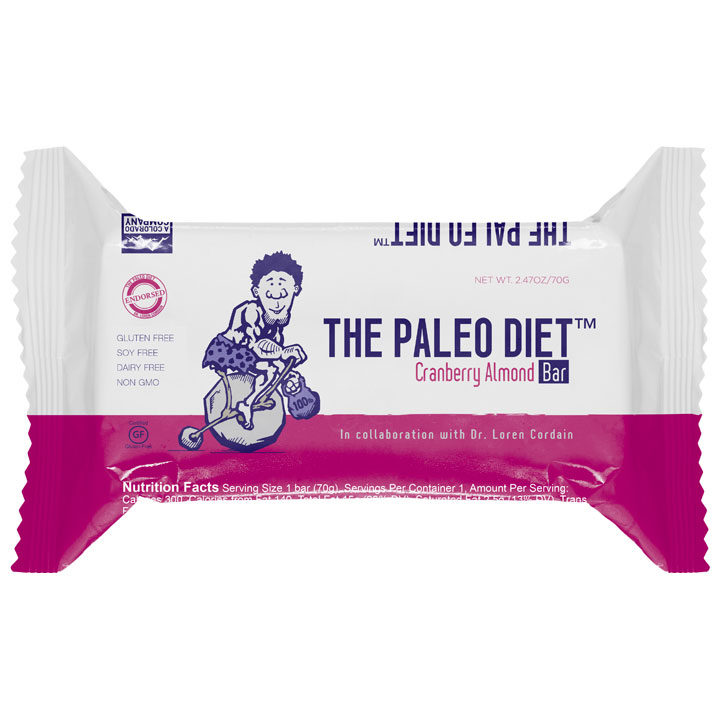 Paleo Diet Bar