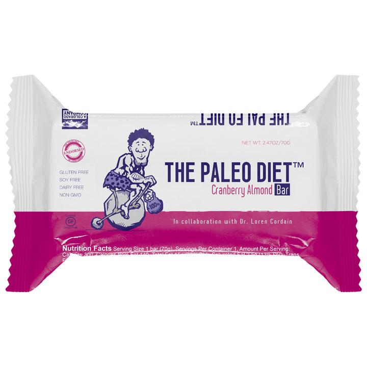 Paleo Diet Bar