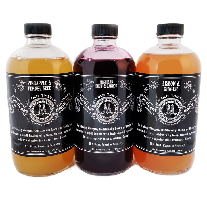 McClary Bros. Drinking Vinegar