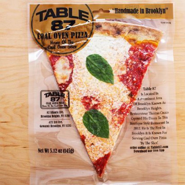 Table 87 Pizza