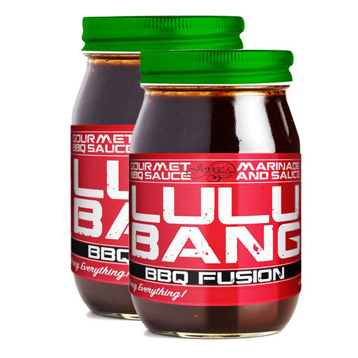Joyce's LuLu Bang BBQ Sauce