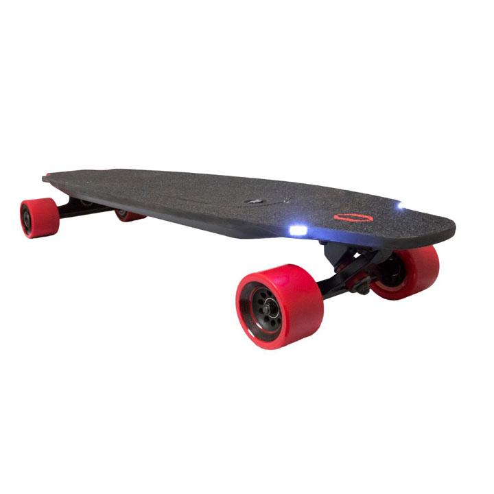 Inboard electric skateboard shark tank shopper for Shark tank motorized skates