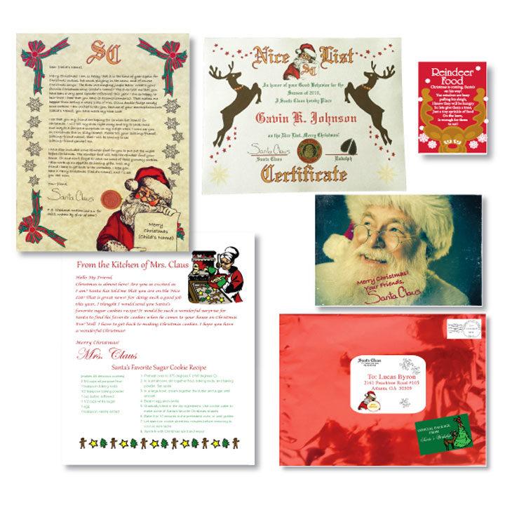 Sealed by Santa