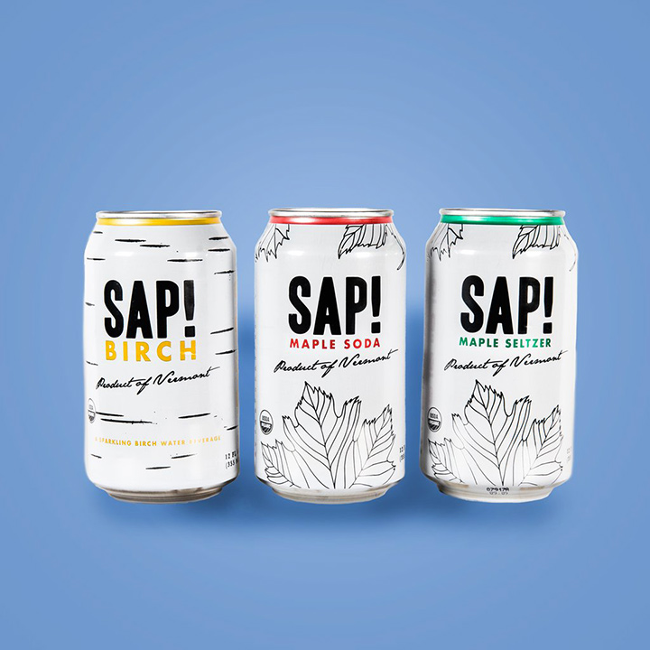 Sap! Maple Beverages