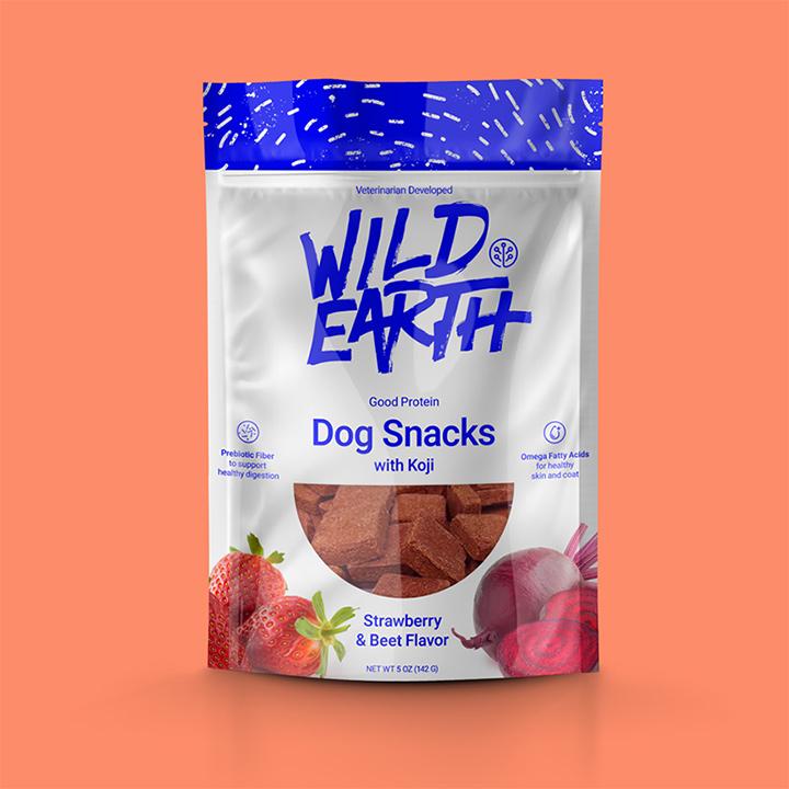 Wild Earth Dog Snacks