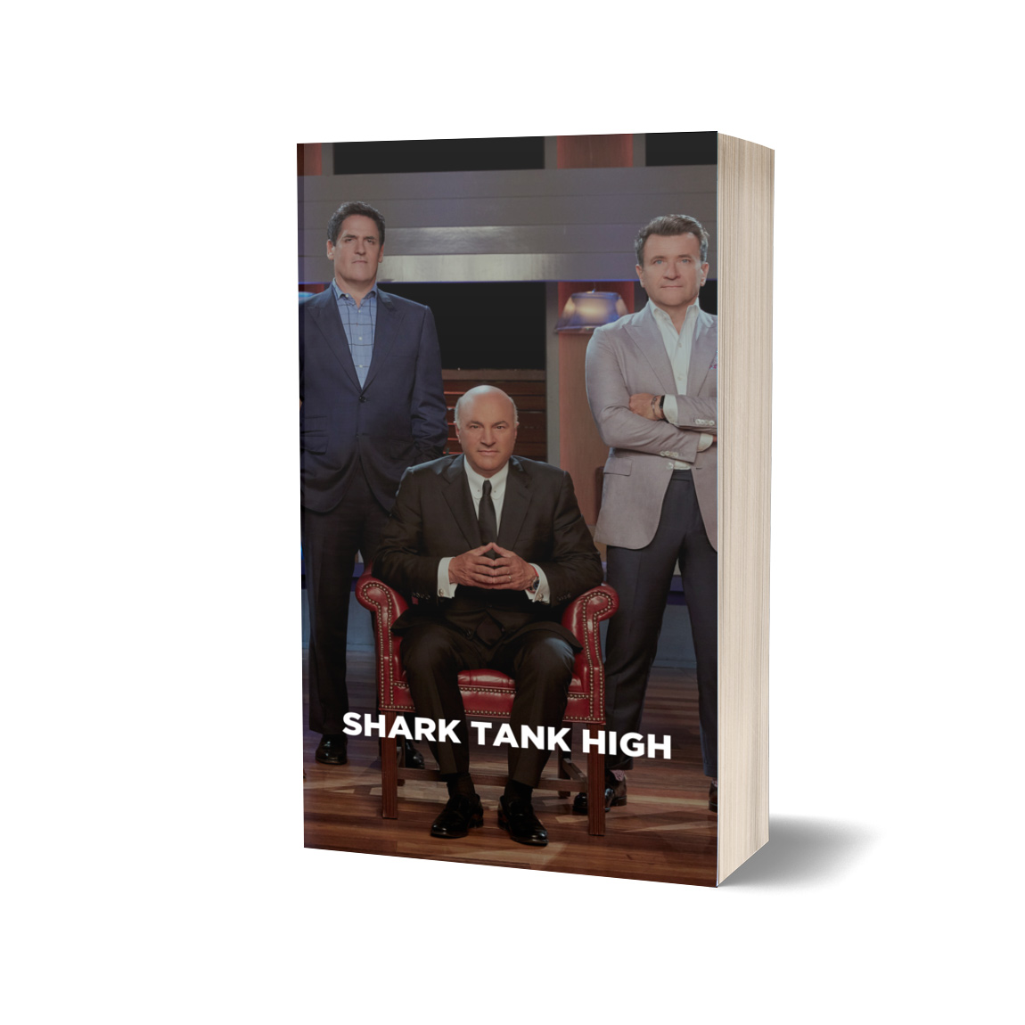 FanFic: Shark Tank High