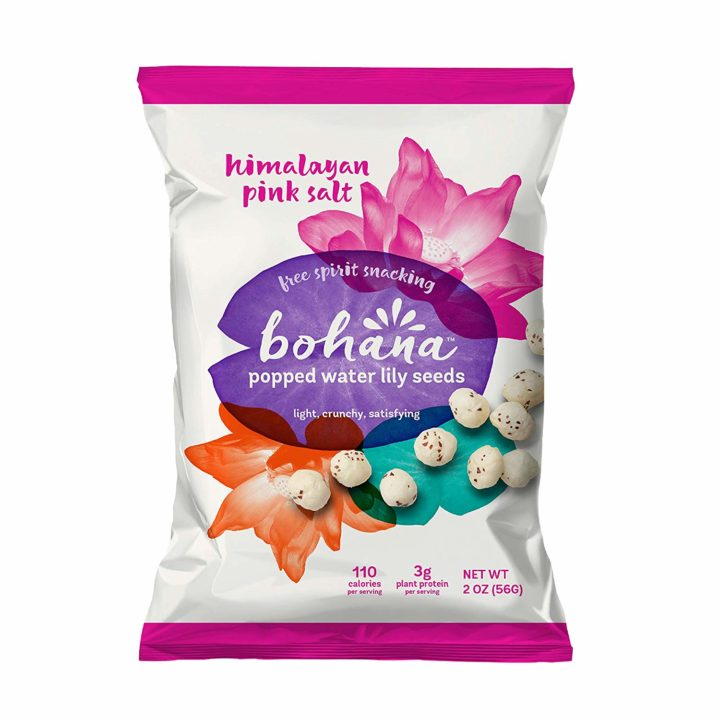Bohana Popped Water Lily Seed Snack