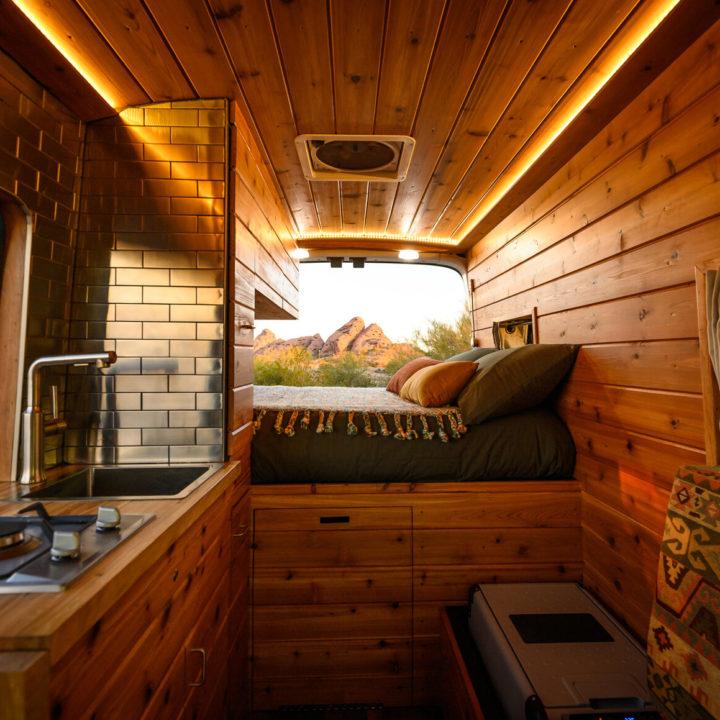 Boho Camper Vans
