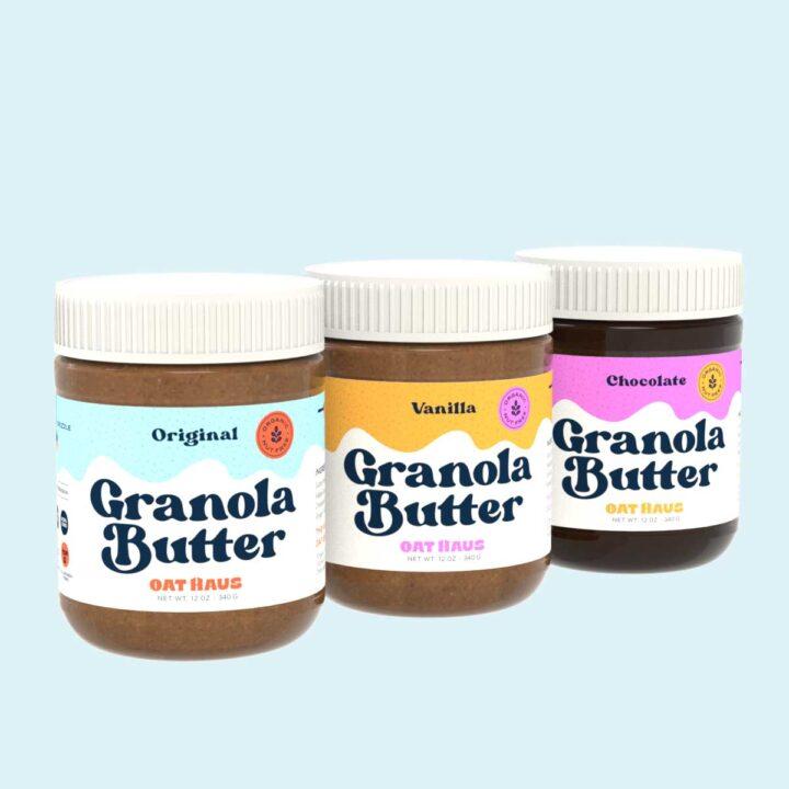 Oat Haus Granola Butter